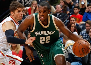 Report: Bucks' Middleton tears hamstring