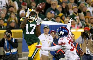GALLERY: Packers versus Giants