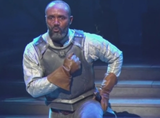 Milwaukee native stars in 'Man of La Mancha'