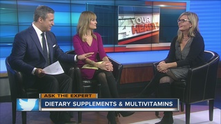 Ask the Expert: Are dietary supplements legit?