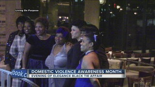 Upcoming gala honors domestic violence survivors