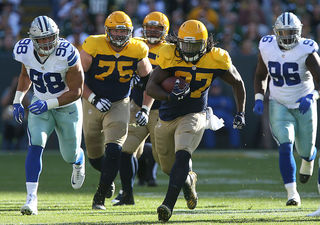 Offense sputters in Packers loss to Cowboys