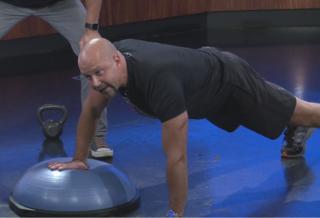 Ask the Expert: Total body program