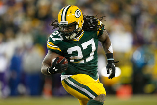 Report: Eddie Lacy out for 'several weeks'