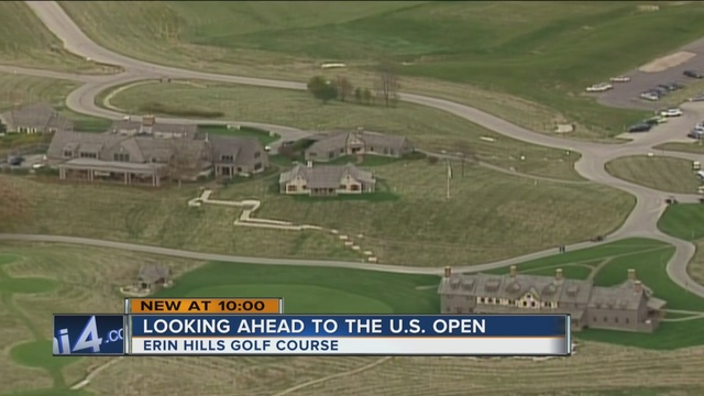 Erin Hills Golf Course To Host US Open In TMJ Milwaukee WI - Us open erin hills map