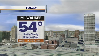 Another chilly day ahead