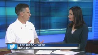 Red Ribbon Week kicks off Sunday