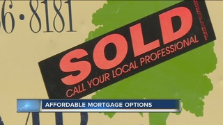 Affordable mortgage options are out there