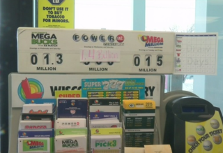 Megabucks ticket in West Bend wins $3M jackpot