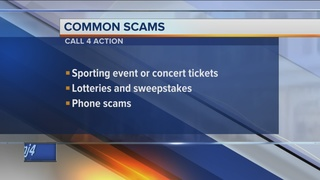 Call 4 Action: Beware of common tricks and scams