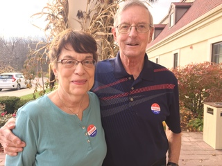"""Show us your """"I Voted"""" stickers!"""
