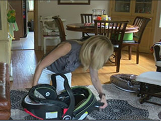 Experts warn of hidden chemicals in car seats
