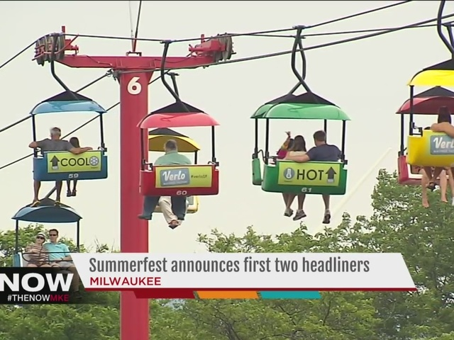 Red Hot Chili Peppers, P!nk Summerfest tickets go on sale Friday ...