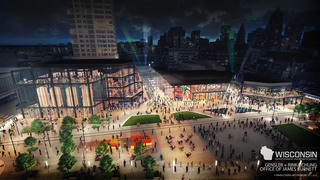 Bucks release visual plans for arena live block