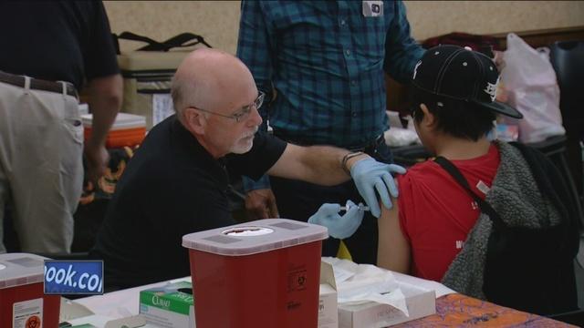 Flu shots encouraged before winter