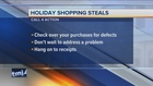 Call 4 Action: Holiday shopping steals