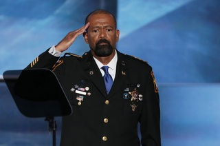 Lawmaker calls for Sheriff Clarke to be removed
