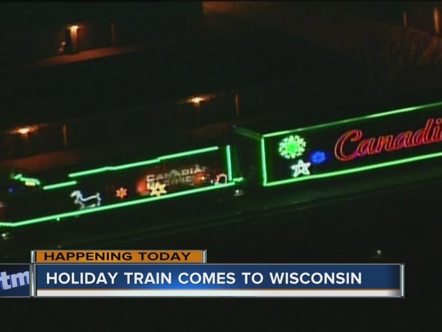 Terrific Canadian Pacific Holiday Train Returns To Wisconsin This Week With Easy Diy Christmas Decorations Tissureus