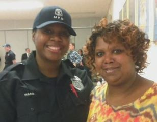 Local mother supports daughter's MPD dreams