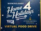 Help the Home 4 the Holidays virtual food drive