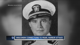 Reporter explores WI connections to Pearl Harbor