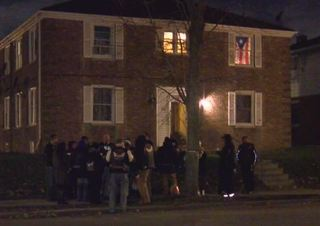 Neighbors gather to remember abused boy