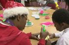Local church holds investment club for kids