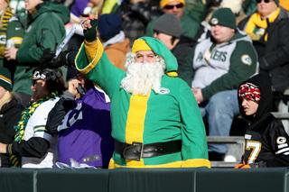 Week 16: Packers Versus Vikings