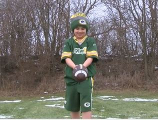 Girl, 7, qualifies for NFL Pro Bowl competition