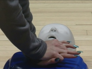 Get hands-only CPR training at WI State Fair