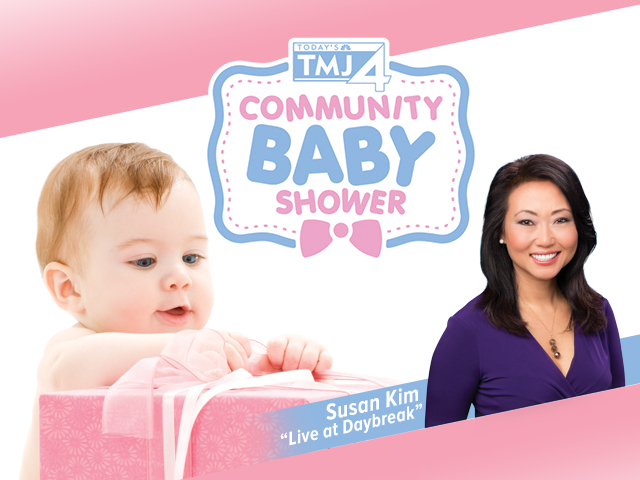 today 39 s tmj4 39 s community baby shower 39 s impact on milwaukee day ca