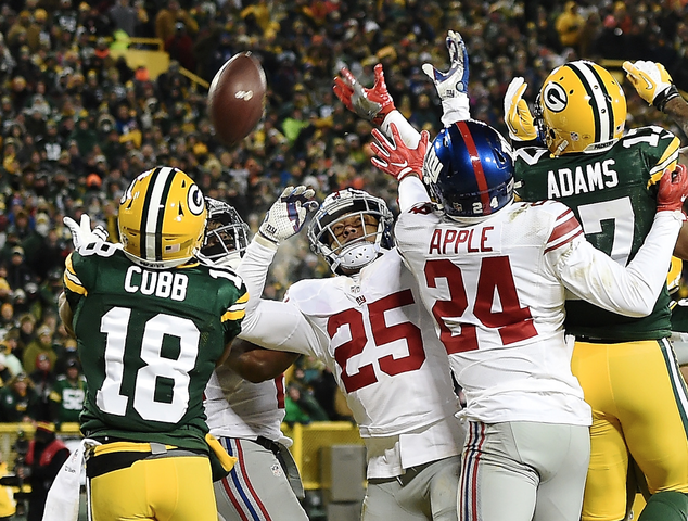 Image result for packers giants