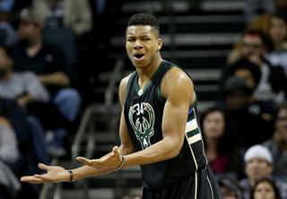 Greek Freak named All-Star starter for Bucks