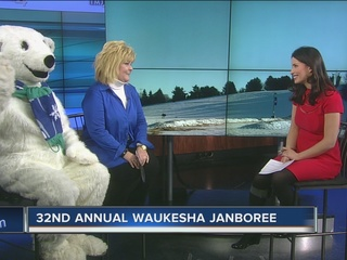 Get bundled for Waukesha's 32nd Annual JanBoree