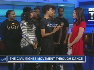 Dance group to honor MLK Day