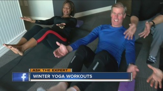 Ask the Expert: All about winter yoga