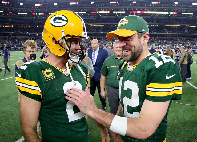 Preview: Packers versus Falcons