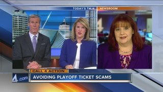 Taking action against ticket scams