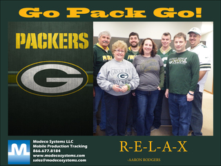 Show us your Packers pride!