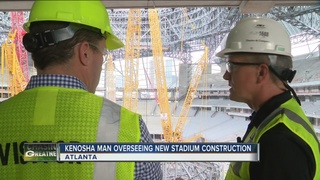 Kenosha Man Overseeing New Stadium Construction