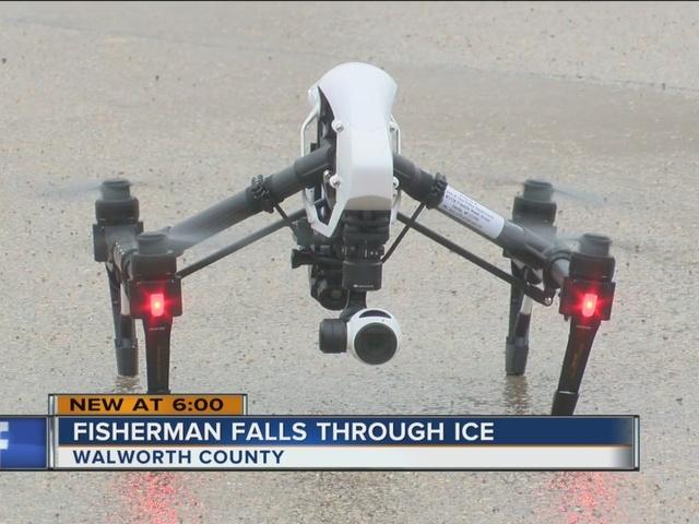 Tragic Fishing Accident In Lake Geneva >> Ice Fisherman Drowns In Geneva Lake