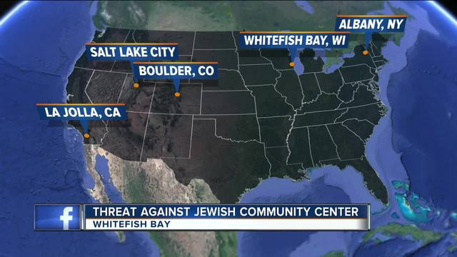 Jewish Community Center in Whitefish Bay evacuated due to ...