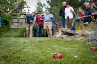 Bocce ball a fun cure for the winter blues