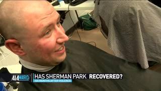Barbers Raise Money for Sherman Park...