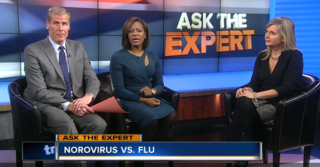 Ask the Expert: Fighting the Flu
