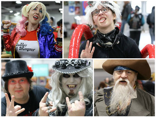 Fans 'geeked out' at Milwaukee Comic Con