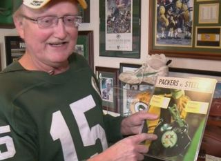 Union Grove man named Hall of Fame Packers fan
