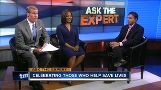 Ask the Expert: National Organ Donor Day