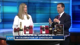 Kohler's chocolate event showcases sweets