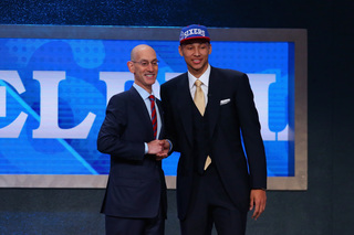Top pick Ben Simmons will miss entire season